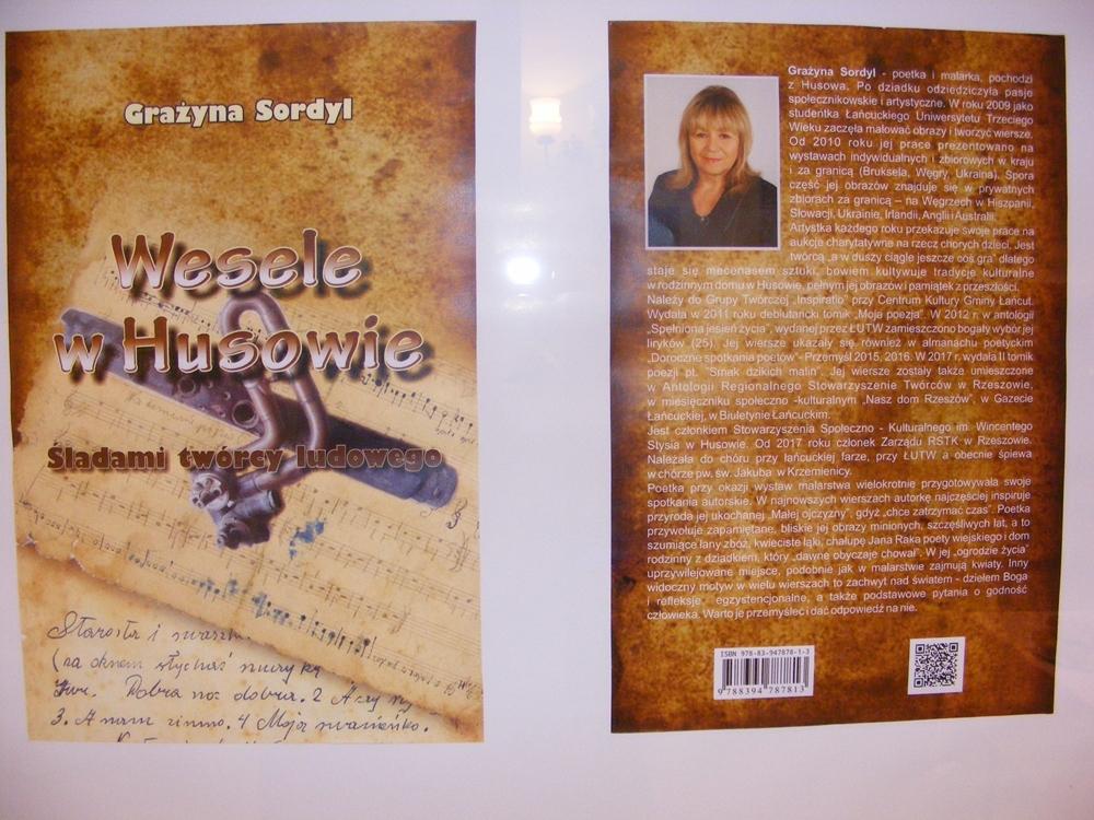 Promocja Książki Wesele W Husowie Aktualności Centrum Kultury